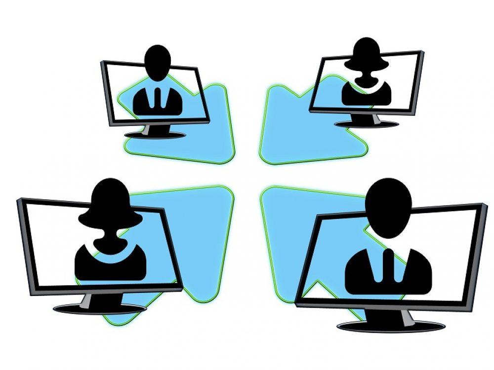 Ενημέρωση για τις τηλεδιασκέψεις του Δ.Σ. με Προϊσταμένες και Διευθυντές