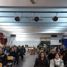 Εκδήλωση για το ασφαλιστικό με ομιλητή τον εργατολόγο Διονύση Τεμπονέρα