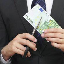 Επιδιώκουν μειώσεις μισθών στο Δημόσιο και απορρύθμιση των εργασιακών σχέσεων