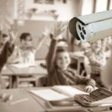 Εκπρόσωποι των παρεμβάσεων για το άνοιγμα των σχολείων και την τηλεδιάσκεψη